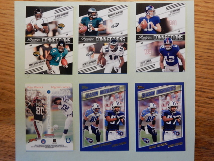 Football Card Lot #5