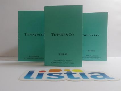 TIFFANY & Co. Samples (3)