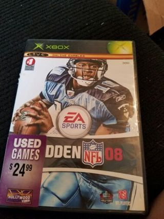 Xbox madden o8