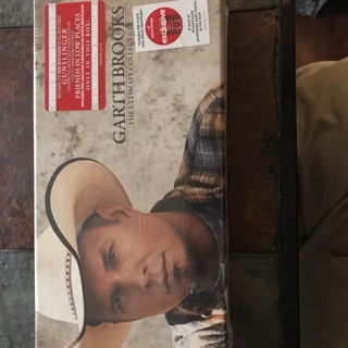 New Sealed 10 cd Garth Brooks Ultimate Collection