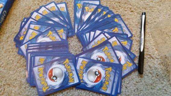 5 Mystery Pokémon Cards!!