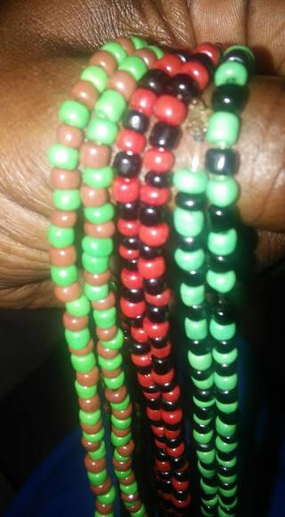 1 SET of 3 BLESSED BEADS FOR SPIRITUAL BLESSINGS and PROTECTION