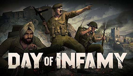 Day of Infamy (Steam Key)