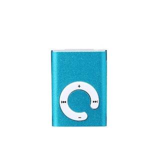 MP3 Music Media Player Mini Clip Metal Support 32GB Micro SD TF Card *$5.99 Shipping*