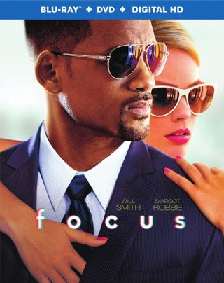 Focus (Digital HD Download Code Only) **Will Smith** **Margot Robbie**