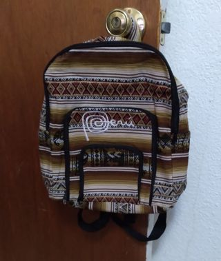 ❤❤ Awesome Handmade Mini Backpack from India!