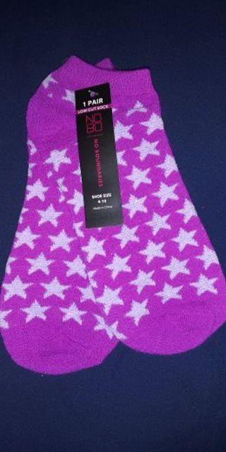BN Ladies Low Cut Socks
