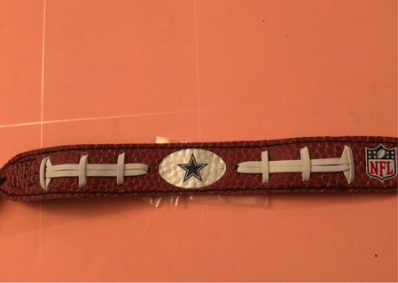 Unisex  Dallas Cowboys Bracelet