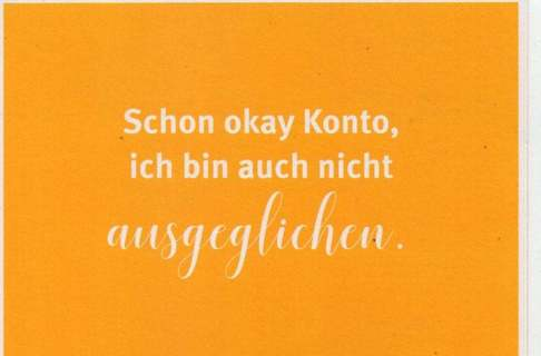 funny ad postcard * 2