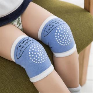 ideacherry Toddler Kids Kneepad Protector Soft Thicken Non-Slip Dispensing Safety Crawling Baby Le