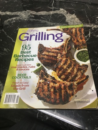 Fine Cooking Magazine Grilling