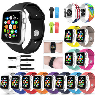 Apple Watch Sport Band 38mm 38/42 Silicone Connector Replacement For With