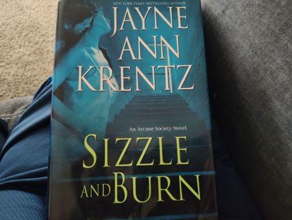 Jayne Ann Krentz Sizzle And Burn
