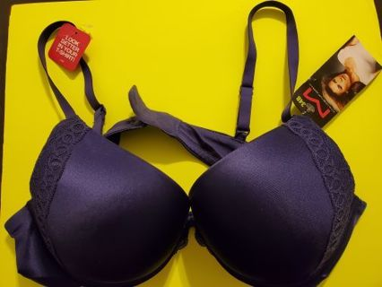 Brand New Cute Purple Maidenform Bra Size 34 B from Target Dept Store Retail $60 Start Bid 0.01 xnk