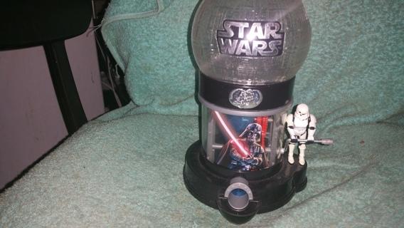 Jelly Belly Star Wars Death Star Machine Dispenser