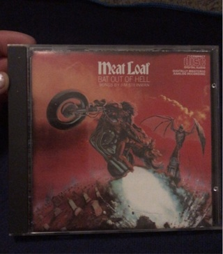 CD: Meat Loaf's Bat Out Of Hell