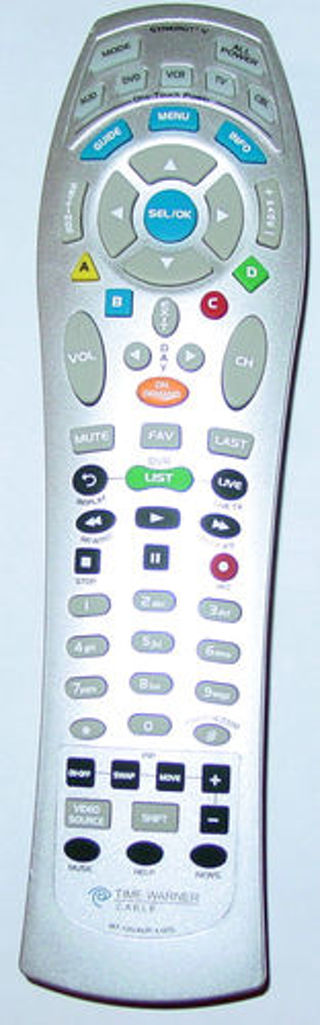 Free: 2 RCN Syergy cable remote controls model number RT