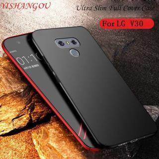 YISHANGOU Phone Case For LG V10 V20 V30 G3 G4 G5 G6 G7 Hard Plastic Matte Cases For LG G7 Q6 Q7 Q8