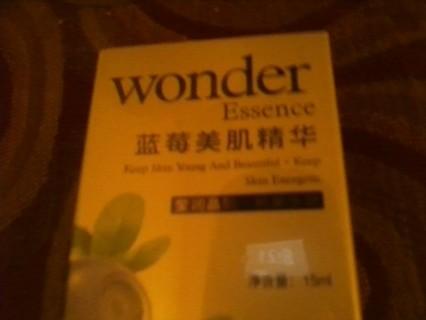 Wonder Essence blueberry Anti-wrinkle serum