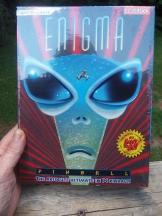 Enigma PC Version Pinball Game