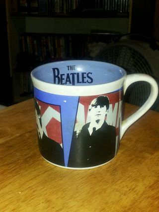 one beatles cup
