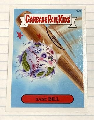 Garbage Pail Kids Card (2015)