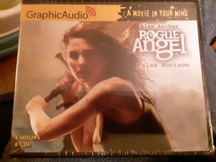 Graphic Audio, Rogue Angel -False Horizon