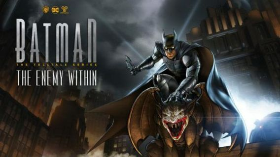 Digital Code for Batman : the enemy within for steam