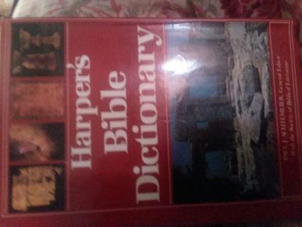 Harper's Bible Dictionary