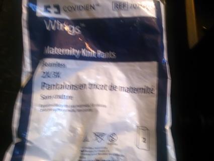 NIP Maternity Knit Pants