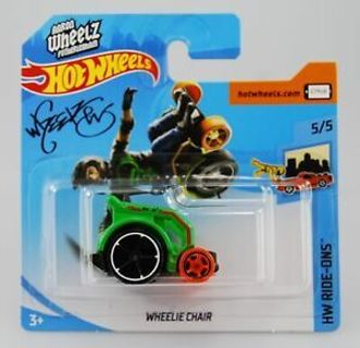 AARON WHEELZ FOTHERINGHAM HOT WHEELS
