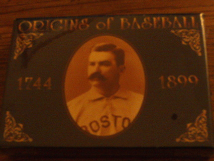 Free Origins Of Baseball Cards 1744 1899 Wrapped Sports