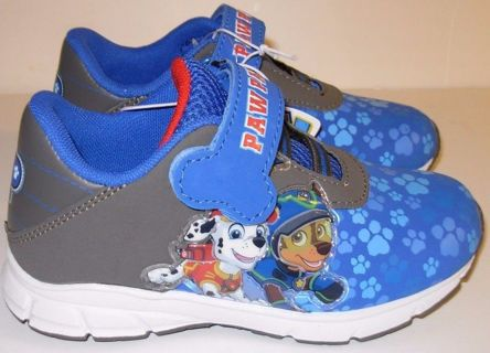Paw Patrol Sneakers Size 6 or 7 Toddler unisex Athletic Shoes NWT
