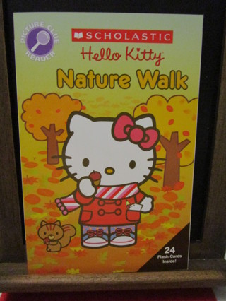Hello Kitty Nature Walk - by Kris Hirschman