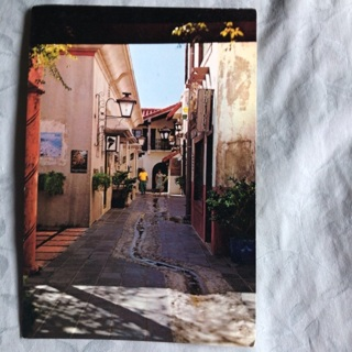 International Bazaar-Bahamas Postcard