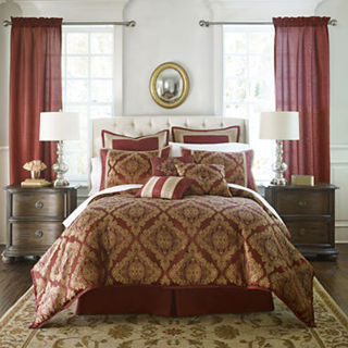 NEW! Imperial 7-pc. Comforter Set Queen Size