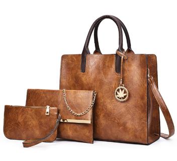 3 Set Women Bag Ladies Shoulder Bags Handbags Women