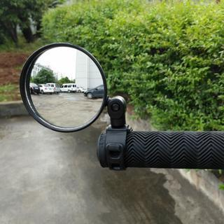 [GIN FOR FREE SHIPPING] 2Pcs Bike Mirror 360 Degree Rotation Bicycle Rearview
