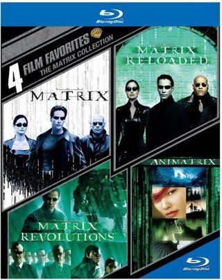 The Matrix Blu-ray Collection Box Set Various (Actor, Director)  Rated: R  FREE SHIPPING