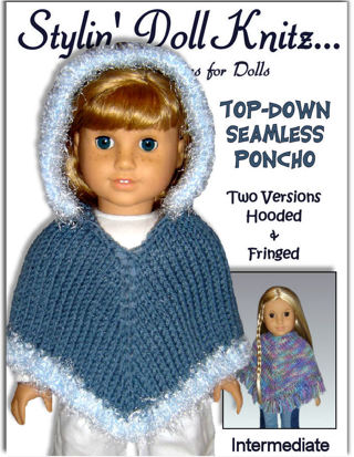 Free Digital Delivery Doll Clothes Pattern For 18 Inch Dolls