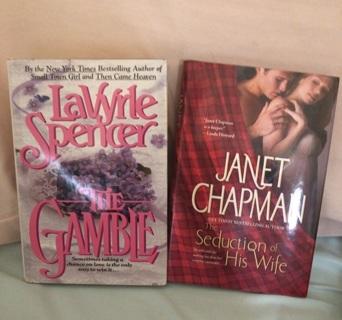 2 Hardcover Romances