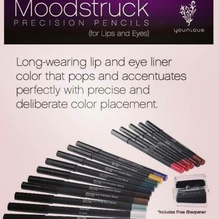 7c9f92daf27 FREE: ♡°•☆•°YOUNIQUE°•☆•°♡Moodstruck Precision Eyeliner or lip liner  GIN=FREE SHIPPING