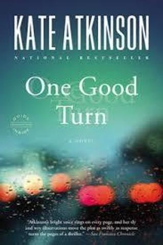 One Good Turn(Jackson Brodie #2) by Kate Atkinson(TPB/VGC) #LMB30mlt