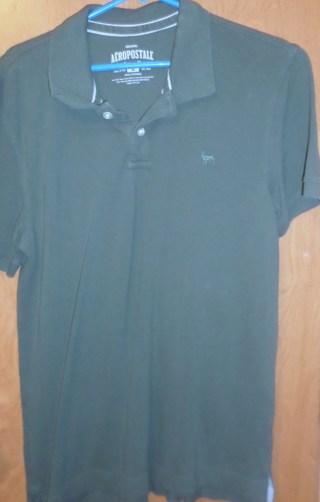 EUC Men's Aeropostale Polo Shirt Size M