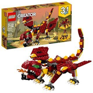 NEW LEGO Creator 3 in 1 Mythical Creatures LEGO Toys Hobbies FREE SHIPPING
