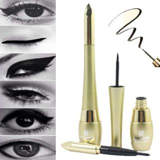 Black Waterproof Liquid Eyeliner Eyebrow Eye Pen Pencil Makeup Beauty Cosmetic