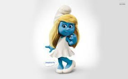 The 1st Smurf movie