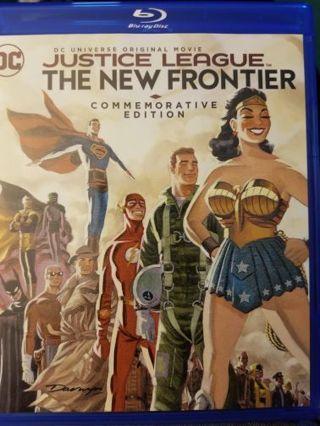 Justice league new frontier digital code
