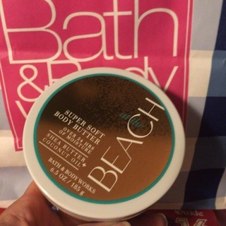 "BBW ""At The Beach"" Body Butter 6.5 oz NEW"