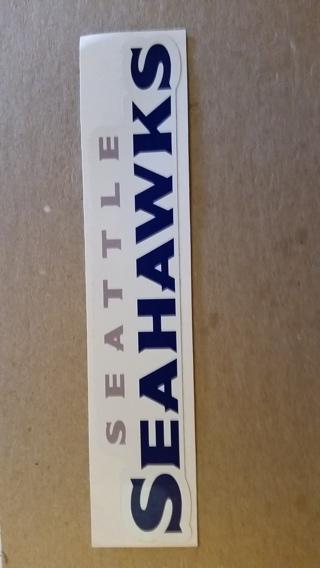 large seahawks sticker